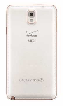 VZW Note 3 Rose Gold Back 1