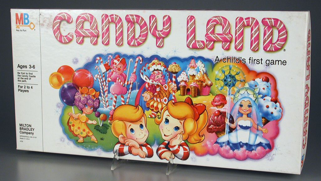 Game Developer King Now Owns The Trademark On The Word 'Candy' In Games And Clothing [Update]