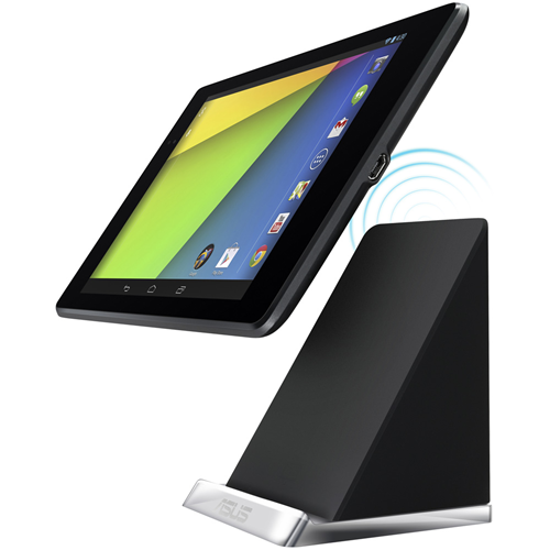 Asus Now Lists Wired And Wireless Charging Docks For 2013 Nexus 7 Online, No Word When You Can Buy One