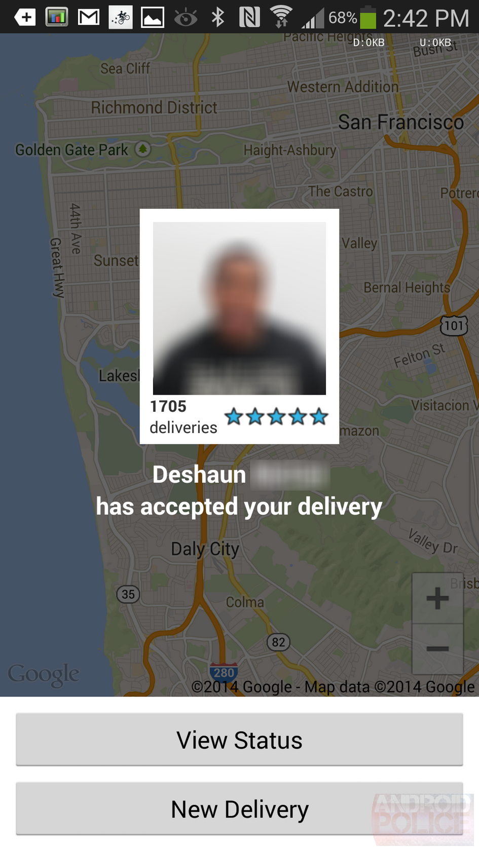New App] Postmates Lets You Get Deliveries From Any Restaurant Or