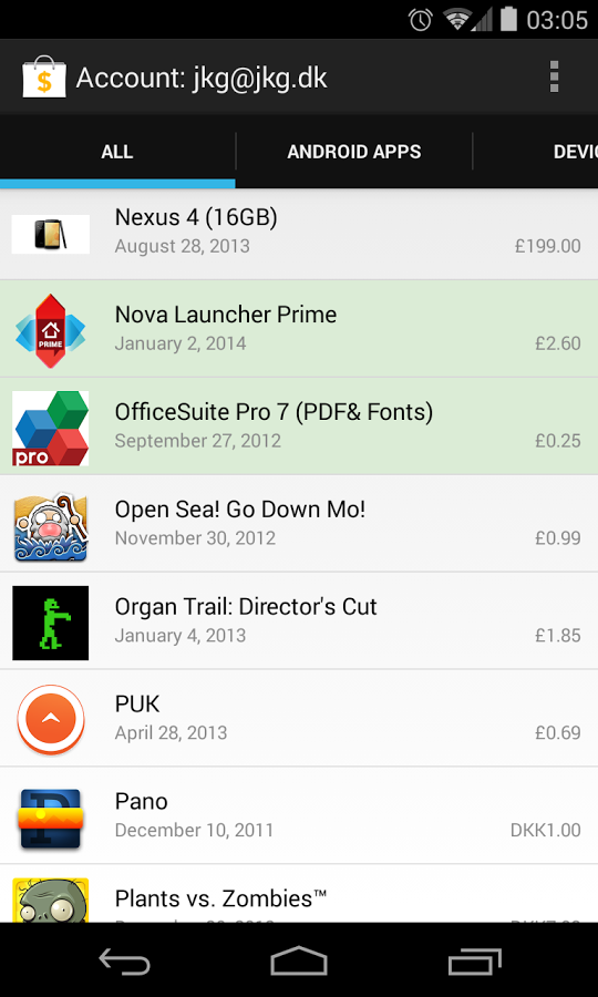 New App] My Paid Apps Lives Up To Its Name, Adds What The