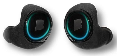 the dash completely wireless in ear headphones blow past kickstarter goal in. Black Bedroom Furniture Sets. Home Design Ideas