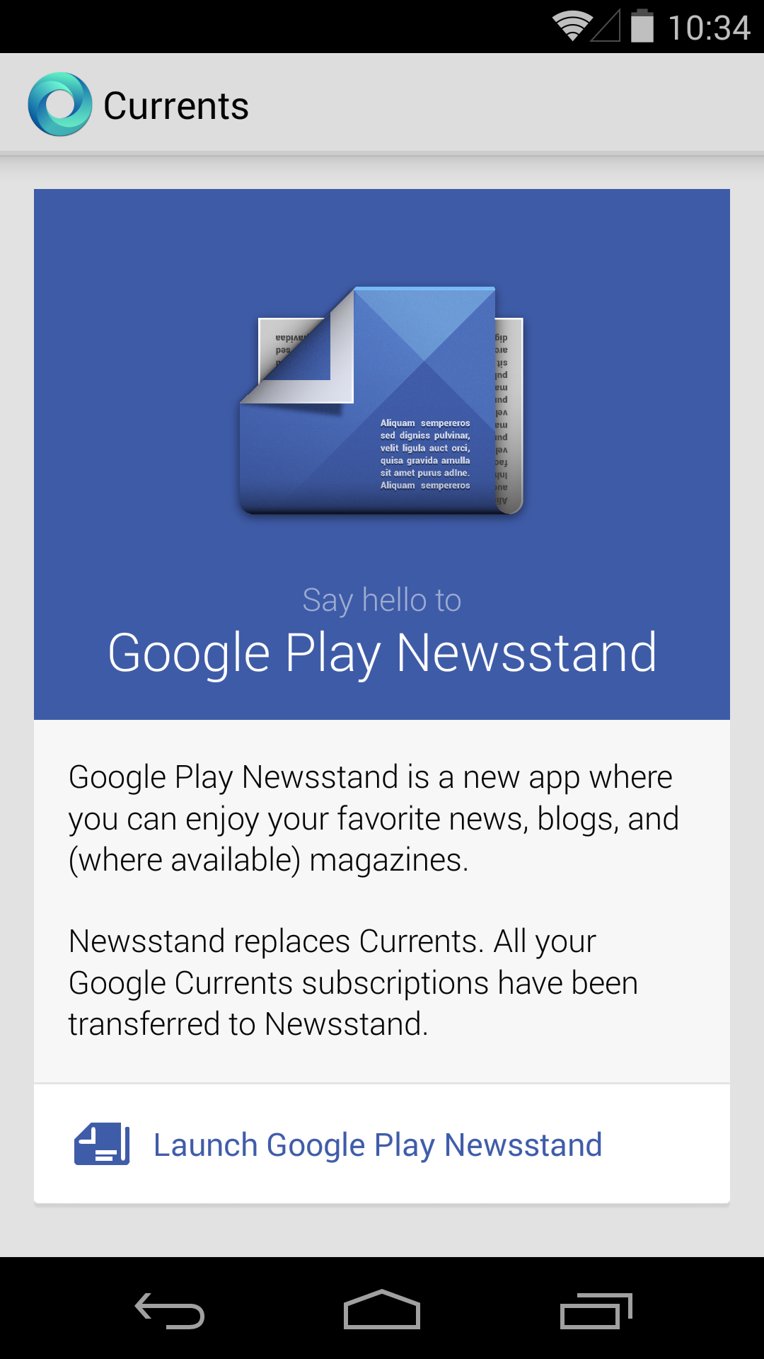 Google Currents Is Officially Dead With Latest Update