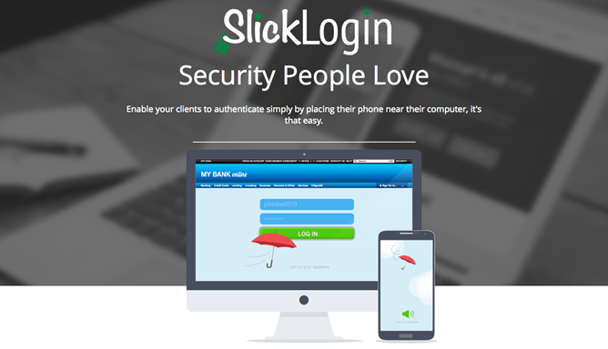 Google Acquires SlickLogin, A Sound-Based Password System That Uses Your Phone For Authentication