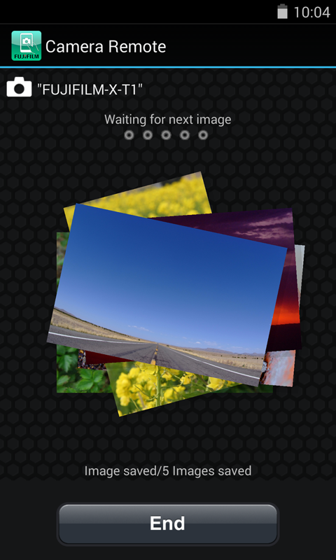 New App] Fujifilm Releases Remote Camera App For Its New S1