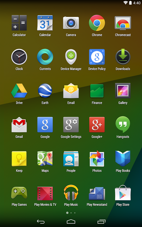 Google Releases The Google Now Launcher To The Play Store, Only