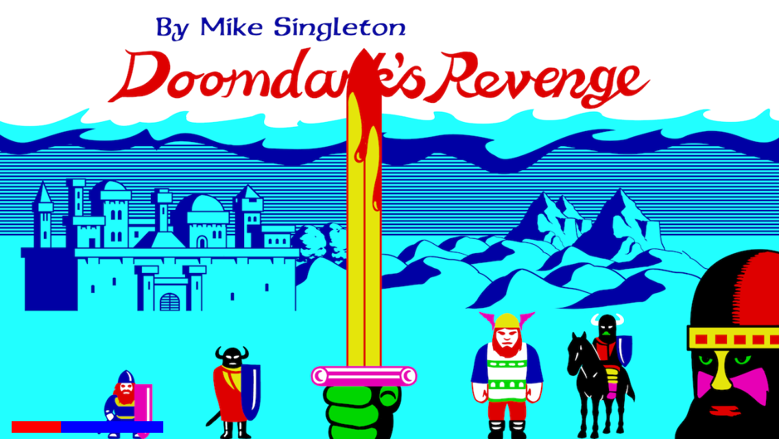[New Game] Doomdark's Revenge Invades The Play Store Nearly Thirty Years After Its First Campaign