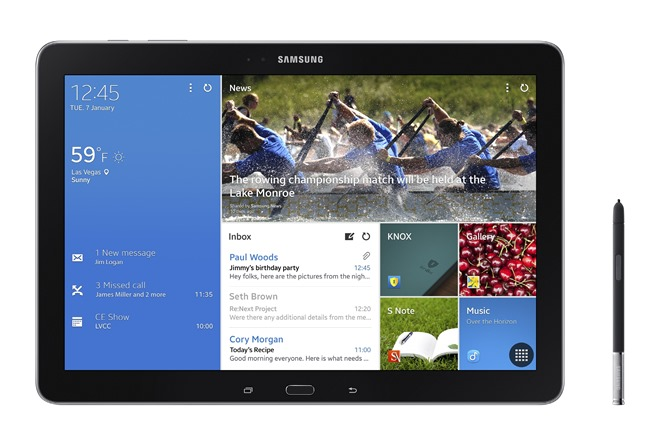 Samsung Announces Pricing And Availability Info For The Galaxy Note And Tab PROs In Canada