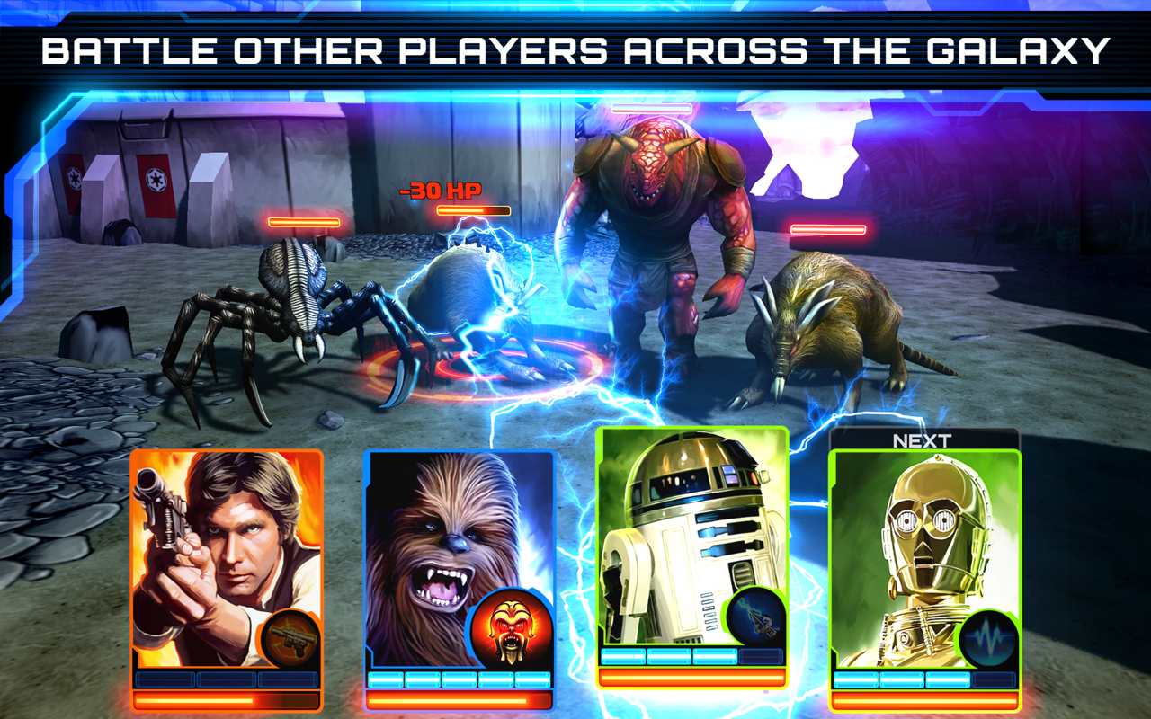 Star Wars™: Card Trader - Apps on Google Play
