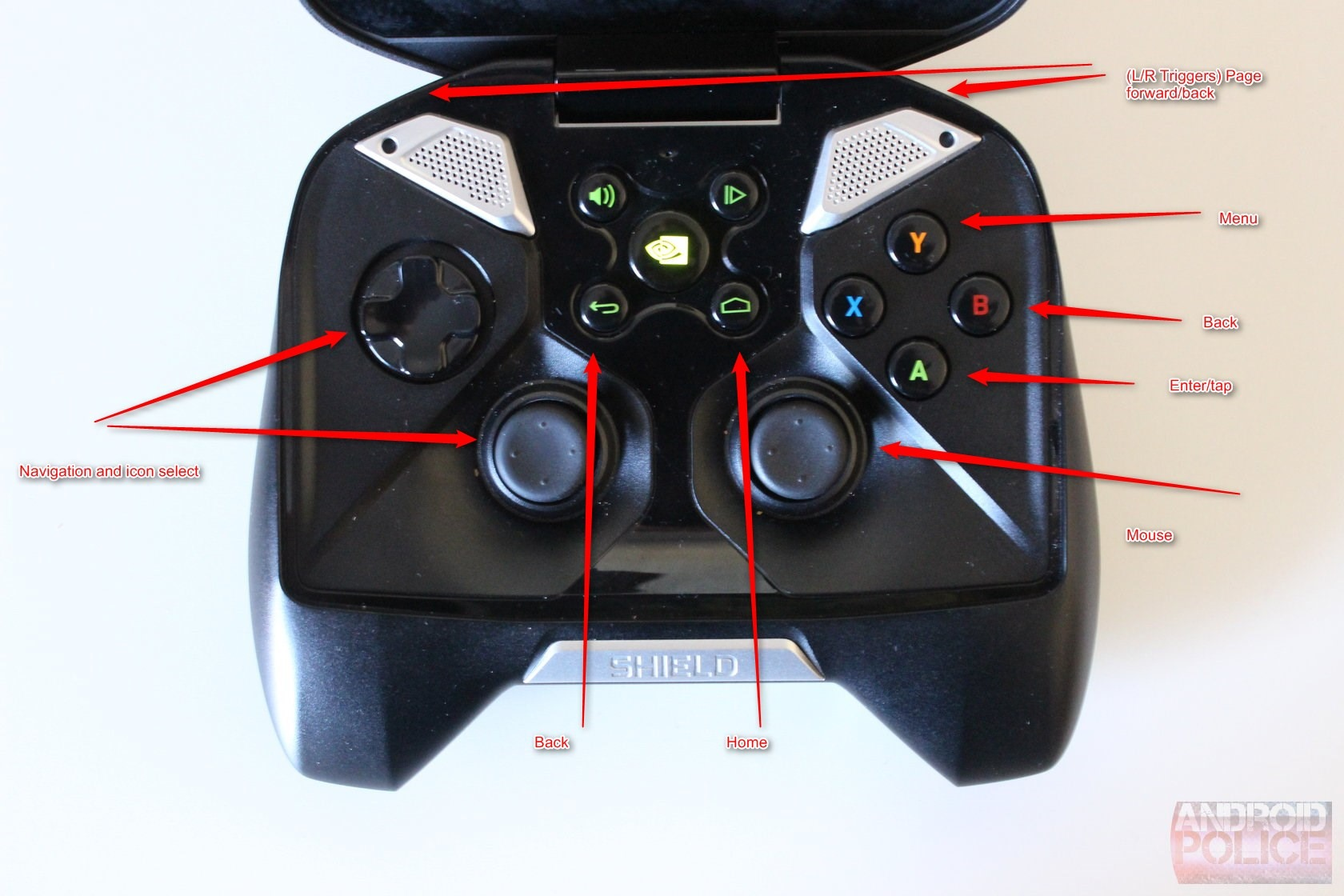 Mad Catz M O J O  Review: Stock Android Is Simply Not Ready For A