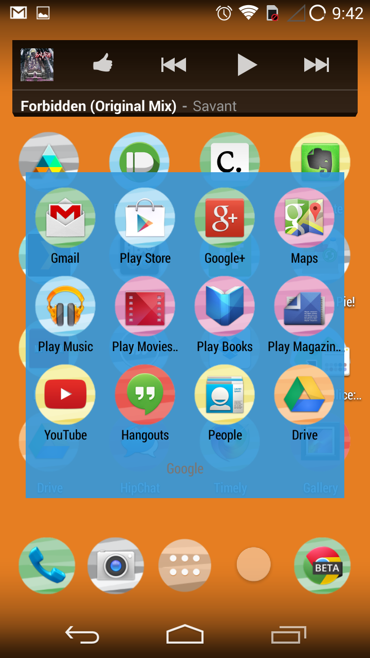 [Hands-On] Inspire Launcher Is A New Noteworthy Home Screen That Looks Delicious
