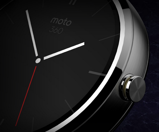 Almost perfectly timed with google s android wear announcement