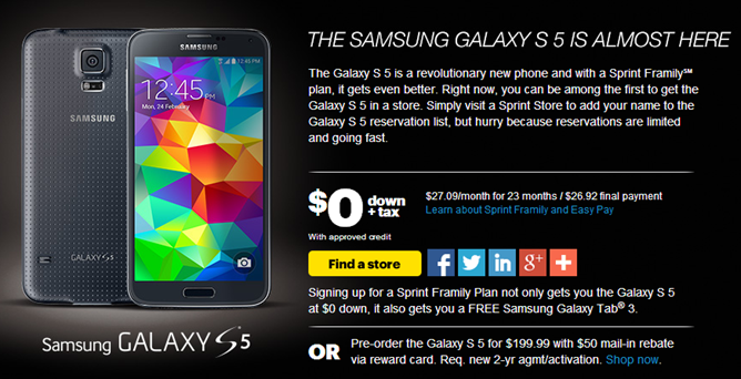 2014-03-21 10_43_34-Samsung Galaxy S5_ Get the latest Galaxy Phone from Sprint.