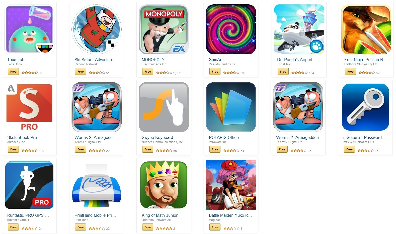 [Deal Alert] Amazon Offering Over $50 Worth Of Free Apps In An Appstore Hits Bundle Now Through Saturday