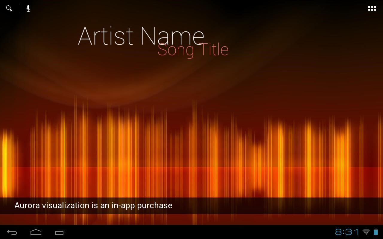 Audio Glow Music Visualizer And Live Wallpaper Hit Version