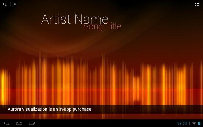 AudioGlow