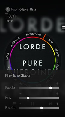 Milk Music - Fine Tune - Lorde