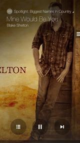Milk Music - without Dial - Blake Shelton