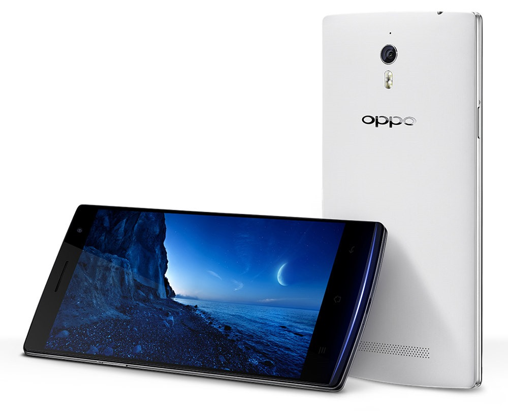 Oppo Find 7 Official In 1080p And Quad HD Versions For ...