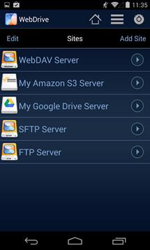 WebDrive5
