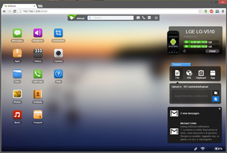 AirDroid Adds Desktop Notification Mirroring And Drag-And ...