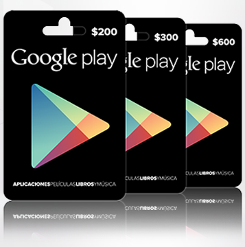 Google Play Gift Cards Now Live In Mexico, 7 Retail Partners Lined ...