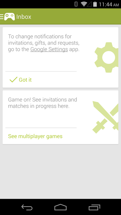 Google Play Games Updated To v1 6 With Redesigned Slide-Out