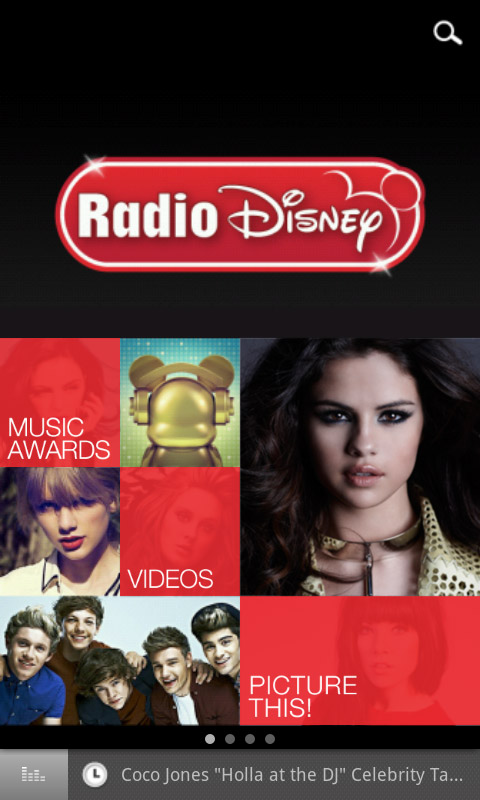 New App] Radio Disney Pipes In All The Tween Music You Can