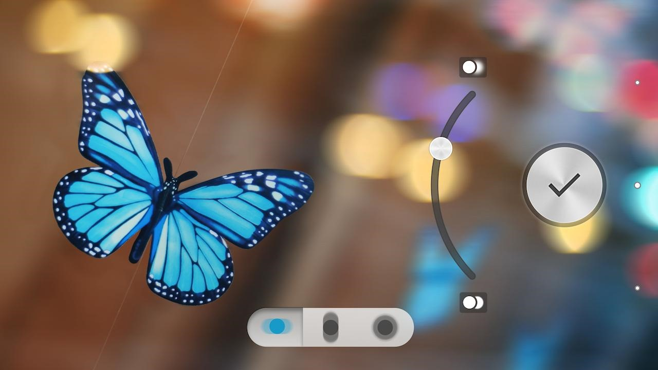 New App] Sony Publishes Its Own Exclusive Background Defocus Camera