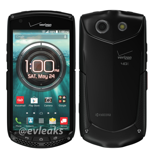 Kyocera Brigadier For Verizon Leaked By @evleaks, Might