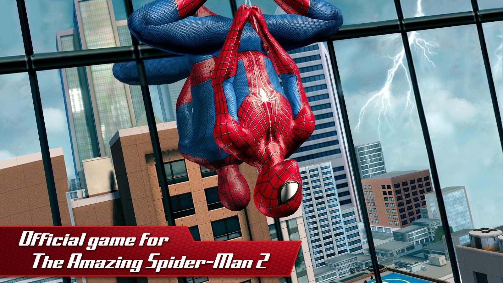 New Game The Amazing Spider Man 2 Swings Into The Play Store With