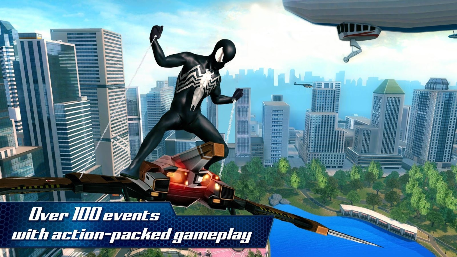 New Game] The Amazing Spider-Man 2 Swings Into The Play Store With ...
