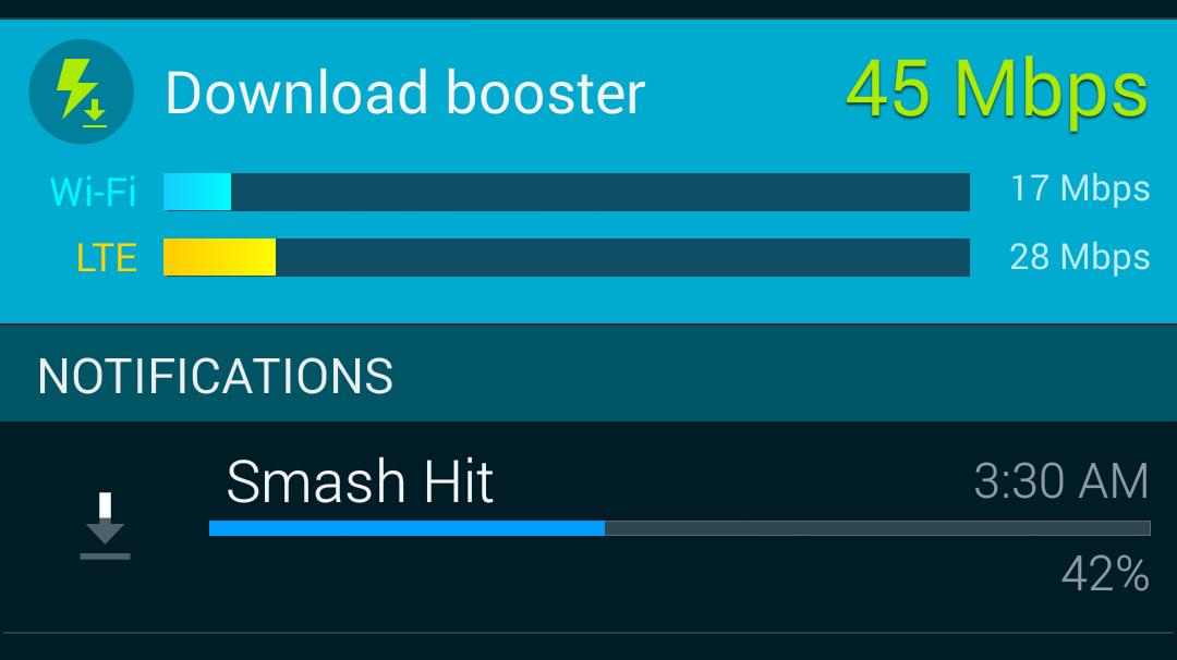 download booster ATT
