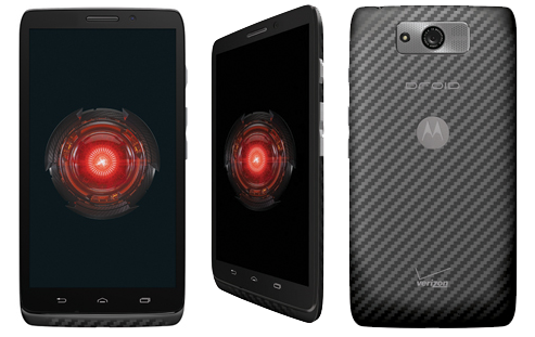 Verizon Offers The Motorola DROID MAXX In Glossy Red And