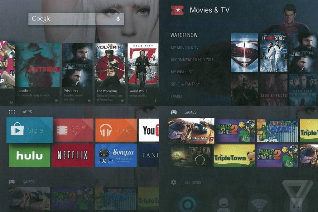 Rumor: This Might Be Android TV, Google's Renewed Bid For Your Living Room