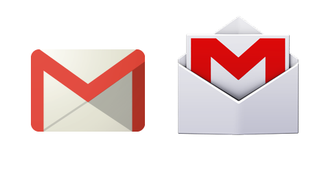Gmail's Web Icon vs Android