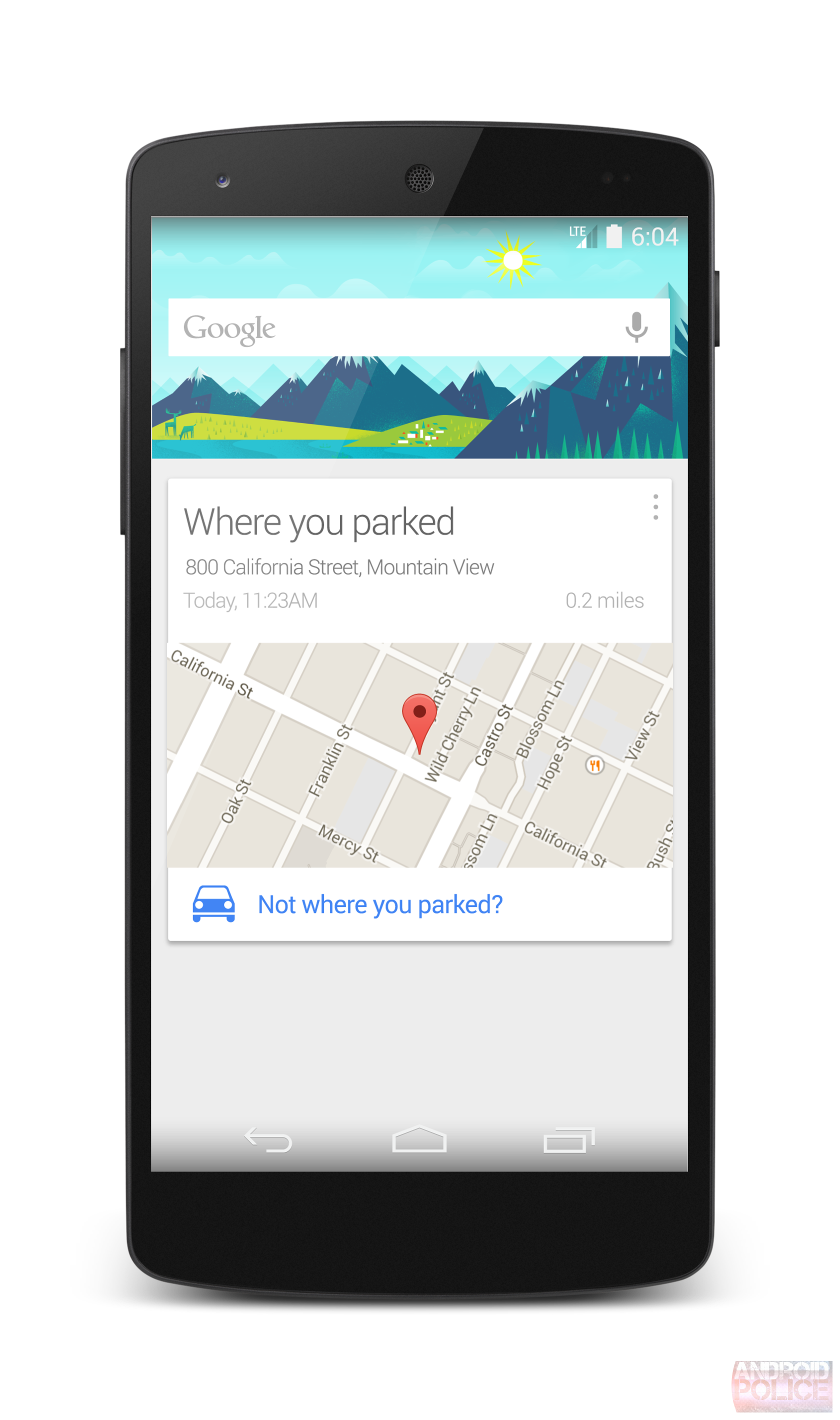 Rumor: Google Now Will Soon Detect And Remind You Where You Parked [APK Teardown]