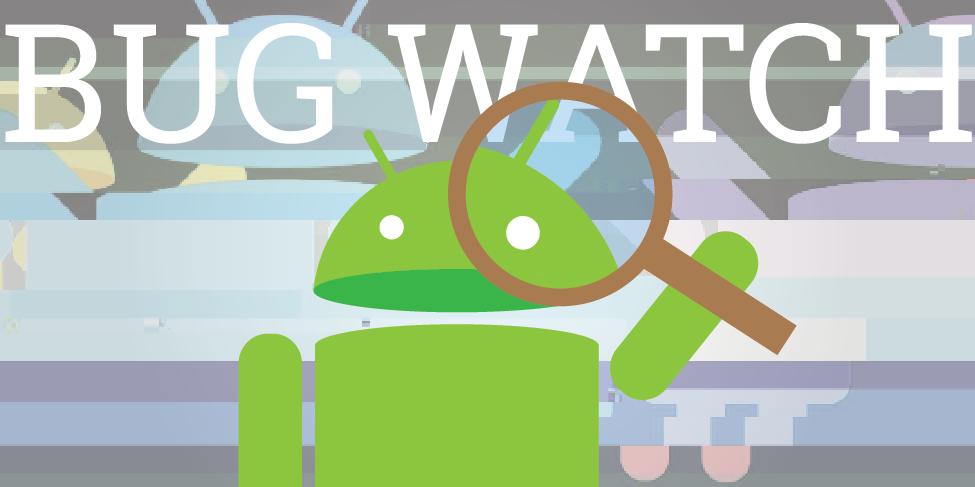 Bug Watch] Bluetooth Will Begin Crashing After Encountering