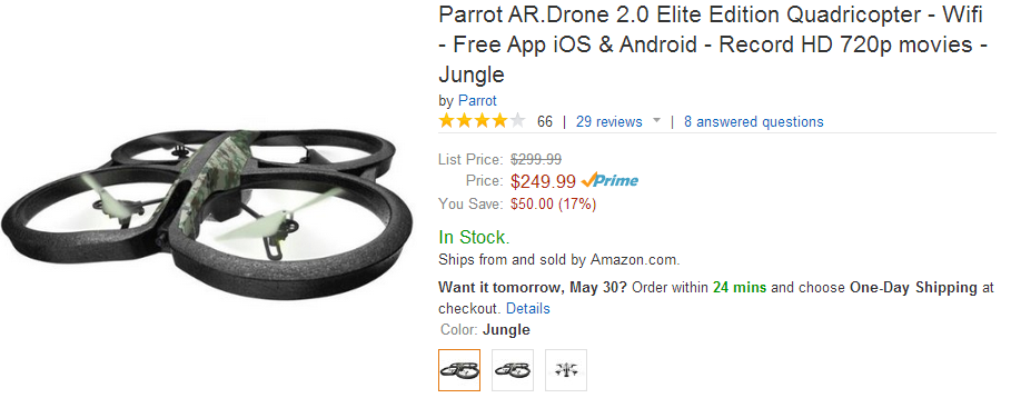 2014 05 29 13 20 27 Amazon Parrot ARDrone Elite