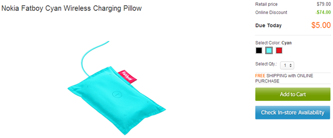 2014-05-30 14_45_35-Nokia Fatboy Cyan Wireless Charging Pillow accessories from AT&T