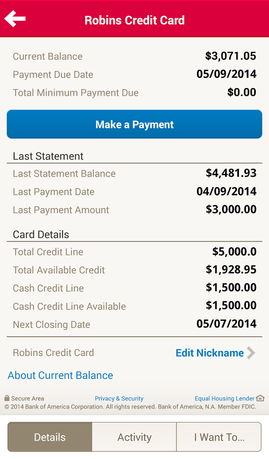 Bank Of America App Gets A Big Update To V5 0 With A New