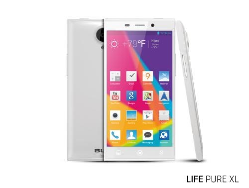 Life Pure XL: a BLU quase chega ao high-end