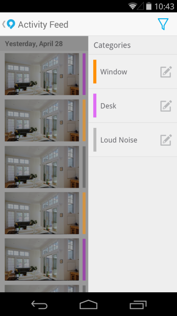 Add Activity Labels