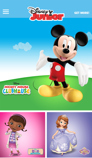 [New Apps] Disney Releases Trio Of Full Episode Streaming ...