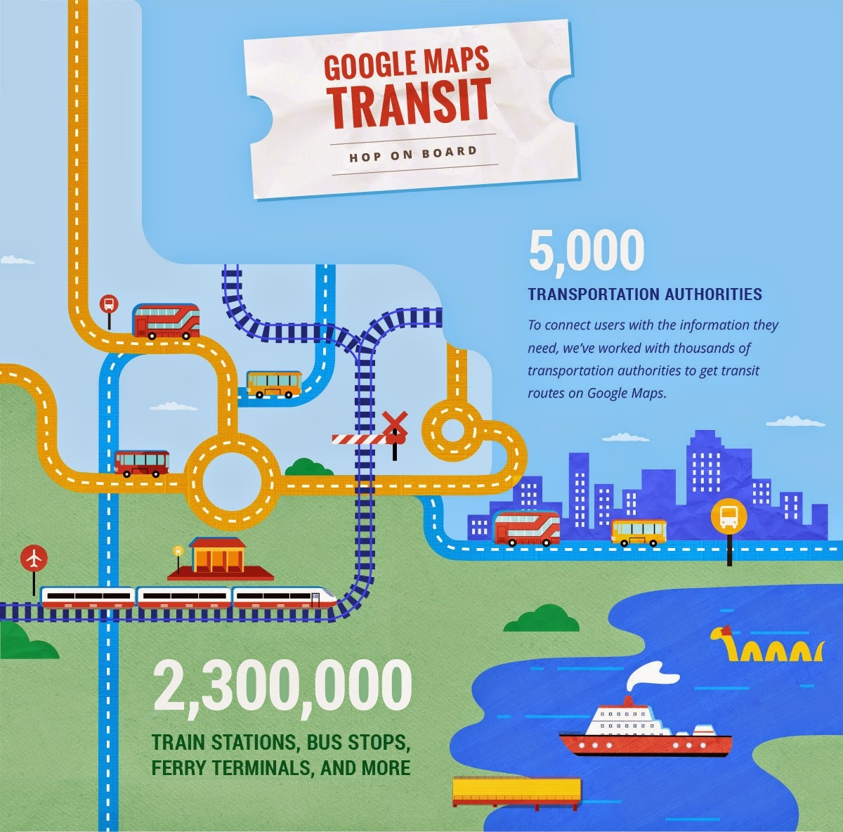 Google Maps Gets Expanded Real-Time Public Transit ...