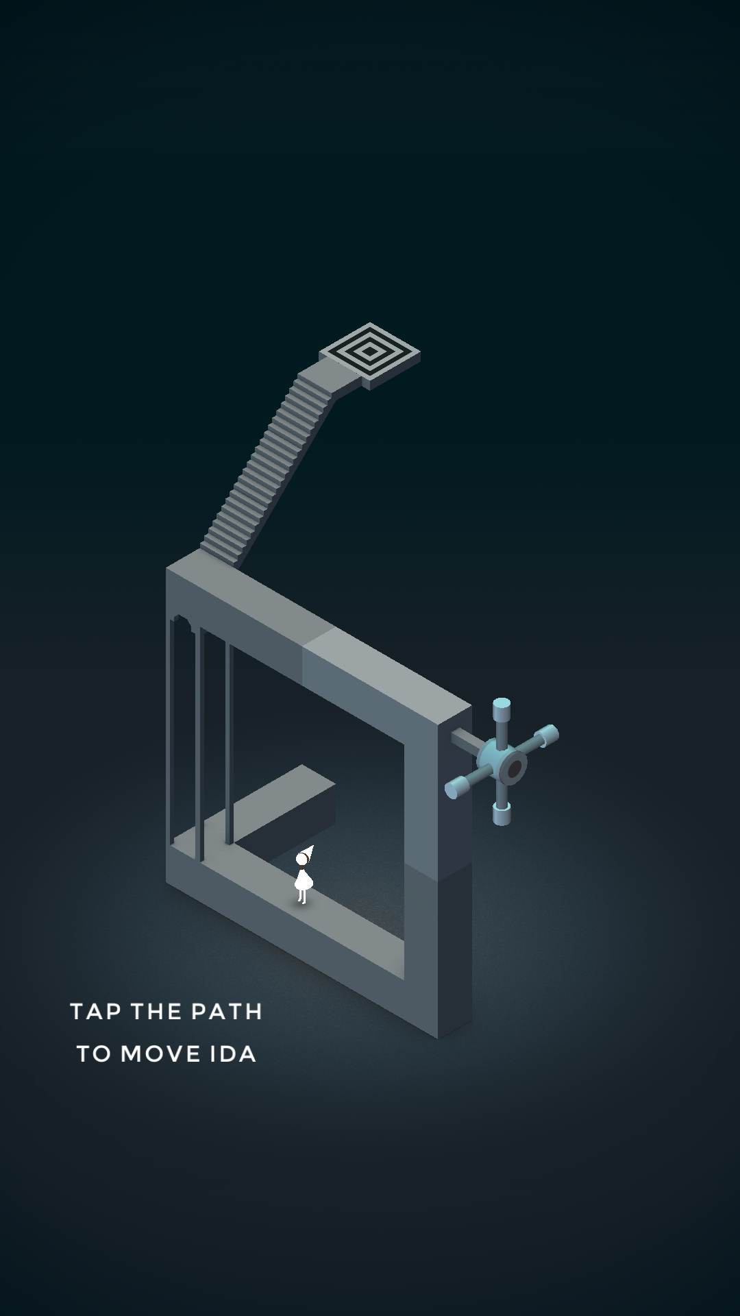 how to play monument valley level 8