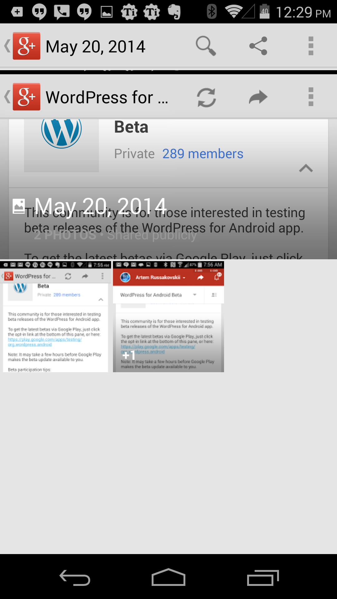 [APK Download] Google+ App Gets A Big Update To v4.4 With A New UI, Auto Awesome Stories, And More [Updated]