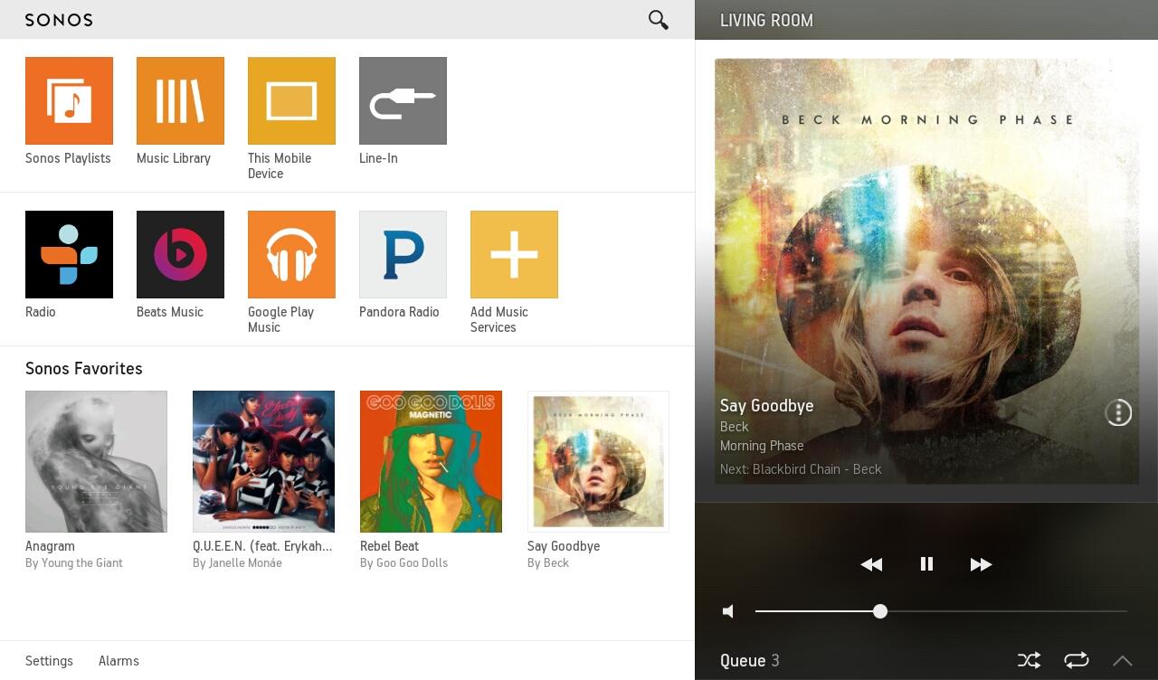 Sonos App Alternative Android