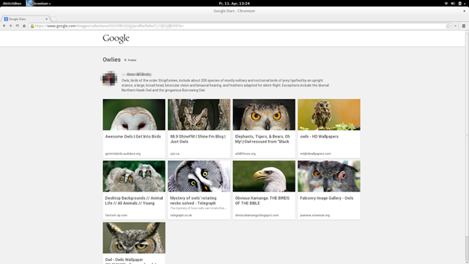 google-collections-first-impression