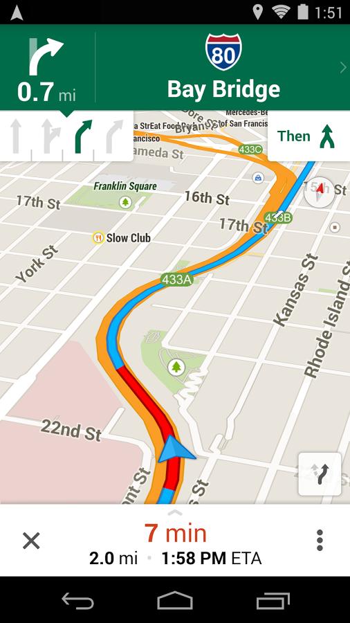 Google Maps Gets A Huge Update To v8 0 With Better Offline